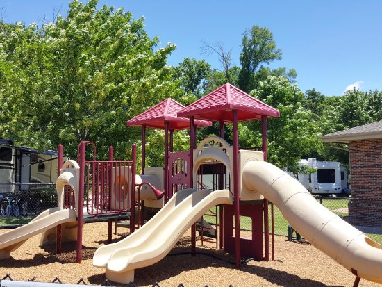 Horn Lake, MS: First of Two Children's Playgrounds