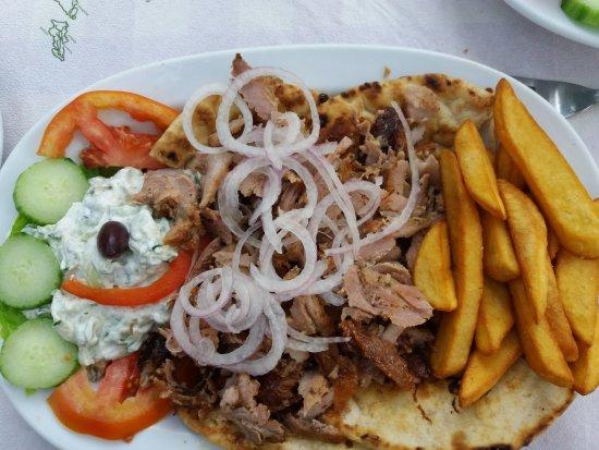 Aria grill liapades restaurantbeoordelingen tripadvisor for Aria grill cuisine
