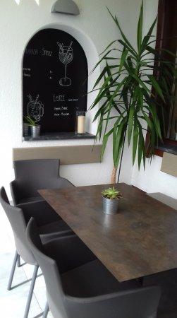 Zacherl Cafe: Cafe Zacherl  Neue Terrasse