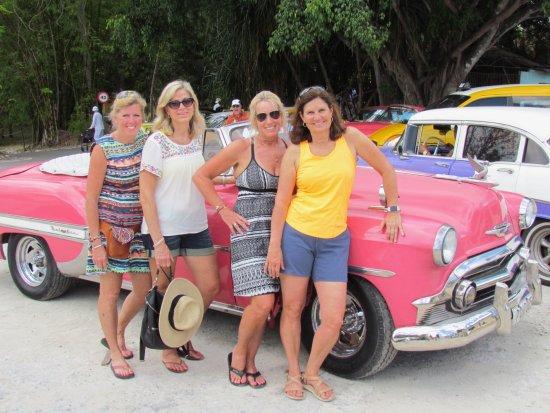 Havana Adventures: chick car