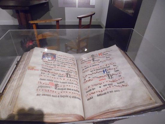 Graduale. From the Minderbroeder monastery, 1555.