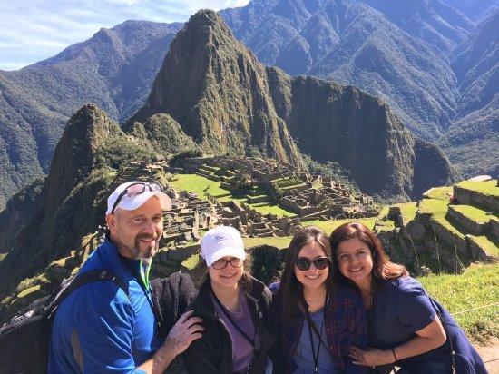 Intense Peru: Machu Picchu, Peru