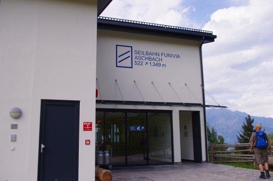 Seilbahn Aschbach