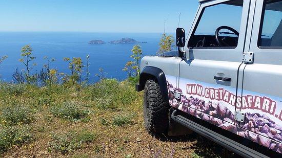 Cretan Safari Land Rover Experience