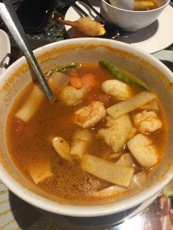 Tustin, CA: Lemon grass soup