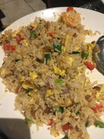 Tustin, CA: House Specialty fried rice