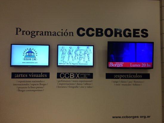 Centro Cultural Borges : photo0.jpg