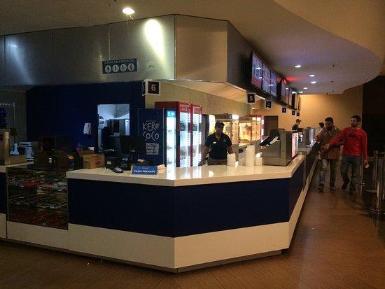 Cinepolis do center Shopping