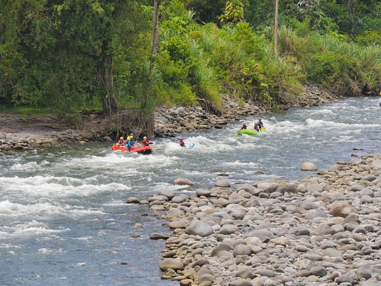 Province of Heredia, Costa Rica: the river