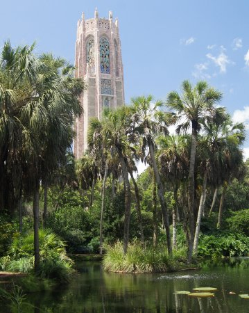 a visit to the bok tower gardens Begin your visit to bok tower gardens with a stop in the visitor center our friendly volunteer staff will help you make the most of your visit by sharing information about getting around the gardens and introducing you to the gardens with a 15-minute orientation film.