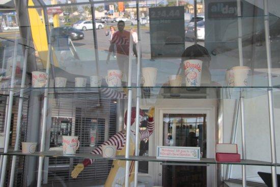 McDonald's: Museu anexo