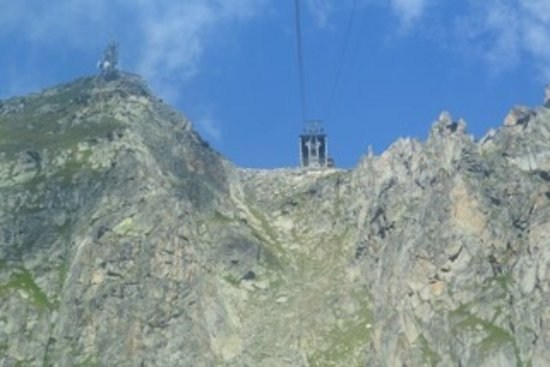 Fiesch-Eggishorn: Uno dei view-point più belli della Svizzera e d'Europa!