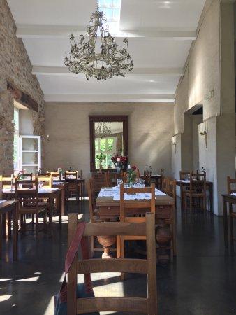 Fantastisk sted ❤️ Fleurs D' Olargues har alt ❤️Atmosfære/stemning/mad/beliggenhed/service/værel