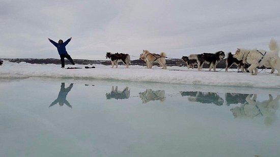 Iqaluit, Canada: Happy!
