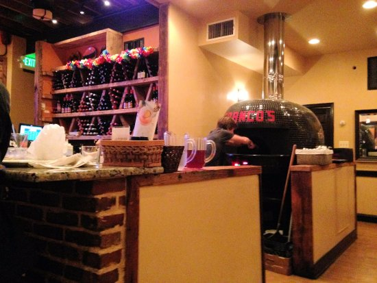 Catonsville, MD: Pizza oven