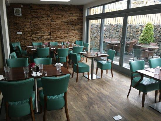 Turriff, UK: Part of the restaurant