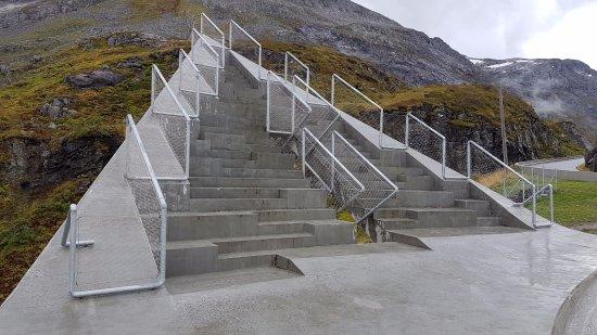 Balestrand, Noorwegen: Utsikten