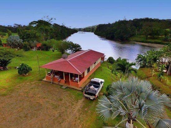 Boca Tapada, Kosta Rika: Mirador el Pizote