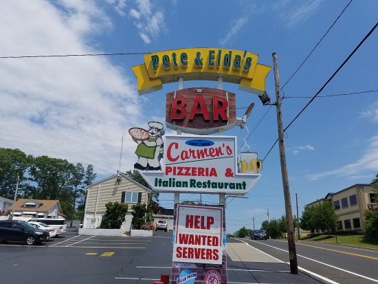 Neptune City, NJ: Pizza and Beer