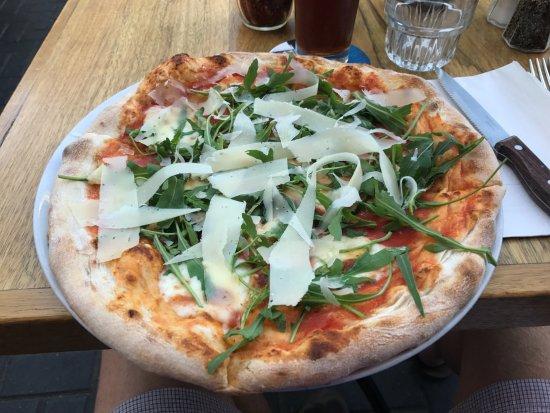 Rustico: Pizza