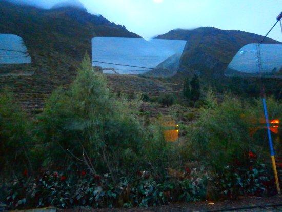 PeruRail Titicaca Train: Vista desde el tren