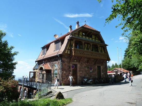 Königstuhl: Konigstuhl station
