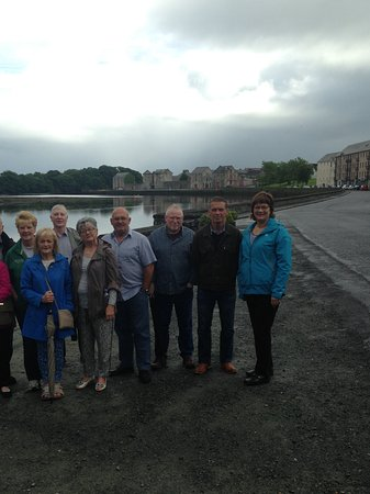 Milford, Irlanda: NIFHS -Foyle branch Summer outing