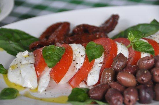 Nuevo Arenal, Costa Rica: Mozarella / tomato dish