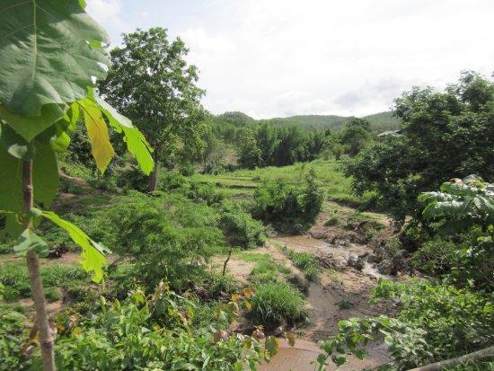 Mae Chaem, Thailand: the view