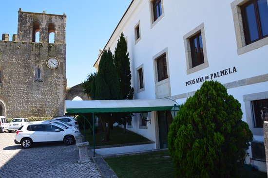 Pousada de Palmela Historic Hotel ภาพถ่าย
