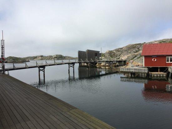 Vastra Gotaland County, Sweden: ponton