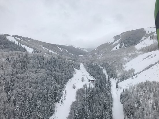 Canyons Village at Park City: Views from the Gondola