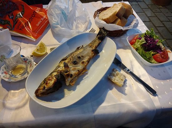 Alzer Hotel: I requested the waiter or the chef to choose my meal - and they never disappointed me.