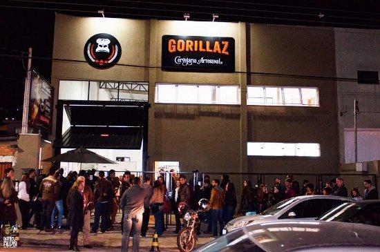 Gorillaz Cervejaria Artesanal