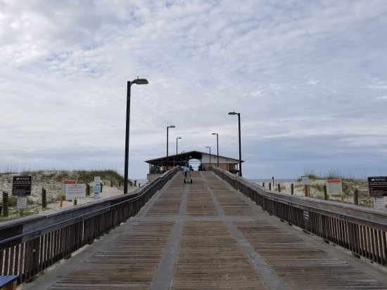 20170602 080500 picture of gulf state park for Pier fishing gulf shores al