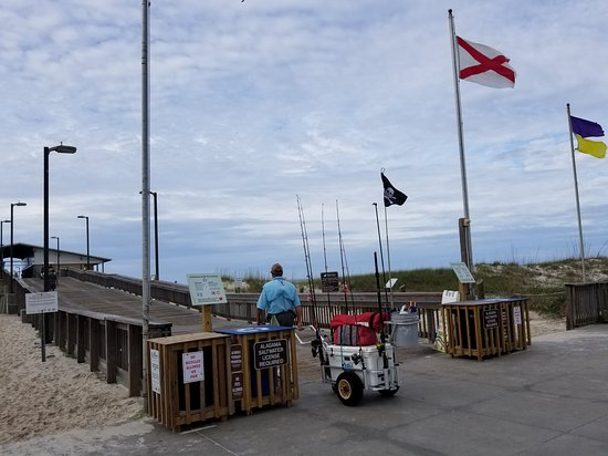 20170602 075551 picture of gulf state park for Gulf shores alabama fishing