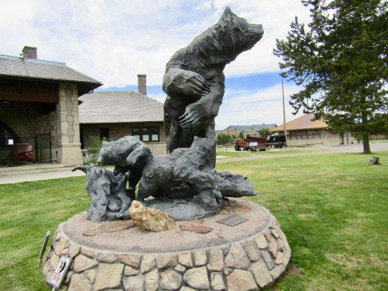 Yellowstone Historic Center: View