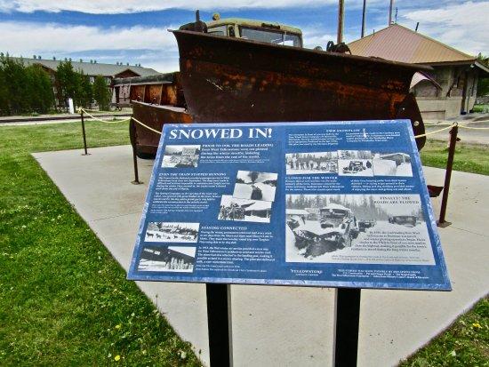 Yellowstone Historic Center: History