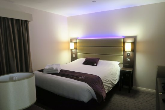 Premier Inn York Place Edinburgh Restaurants