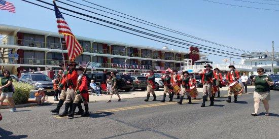 Carideon Motel : Wildwood NJ, American Legion Convention