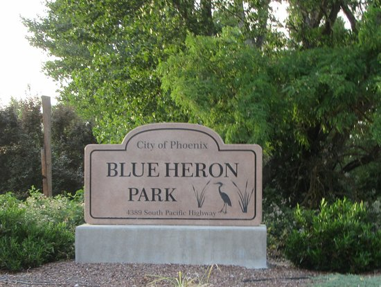 Blue Heron Park, Phoenix, Oregon