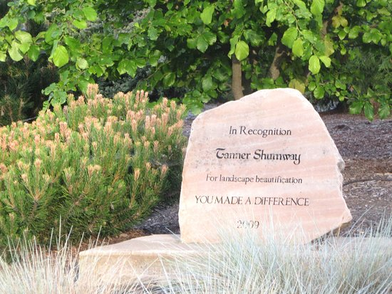 Recognition Stone, Blue Heron Park, Phoenix, Oregon