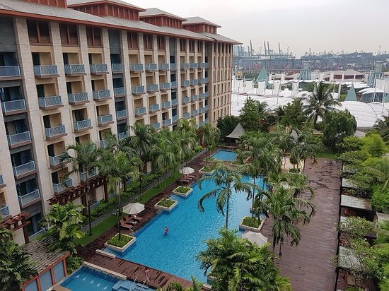 Deluxe Room Picture Of Resorts World Sentosa Festive