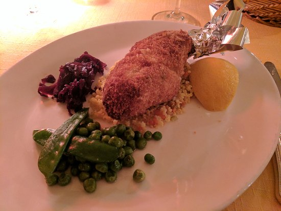 Bellevue: Chicken Kiev