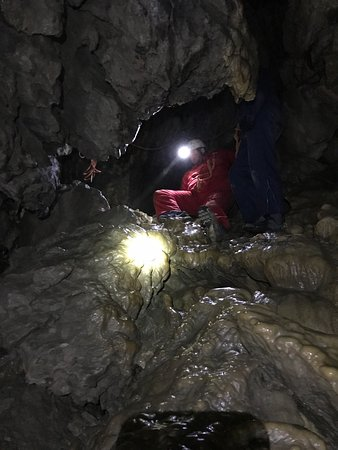 Canmore Cave Tours Review