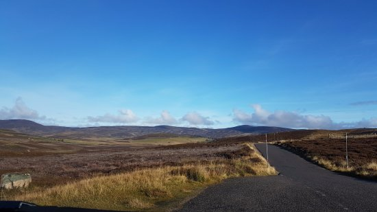 Badenoch and Strathspey, UK: Cairngorms National Park