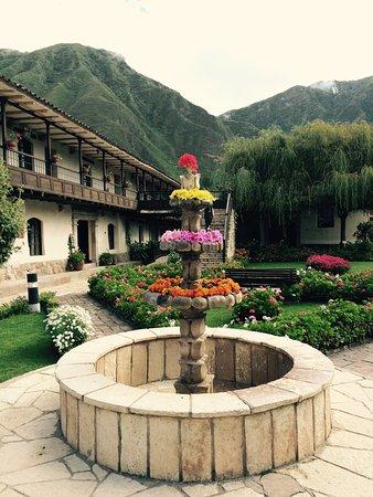 Sonesta Posadas del Inca Yucay: Este hotel es espectacular, jardines hermosos y muy buen servicio, el lugar transmite una paz in