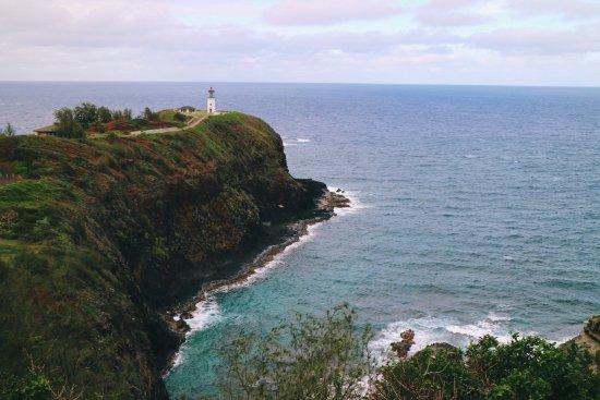 Kilauea Point National Wildlife Refuge: Kilauea Point Lighthouse