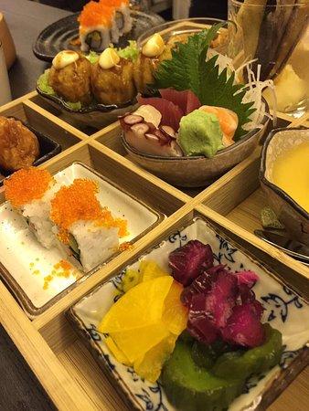 Picture of hana japanese restaurant for Asian cuisine singapore