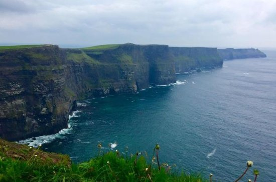 Moher Cliffs, Coast of County Clare...